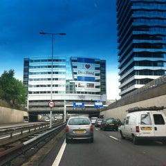 Photo taken at Utrechtsebaan by Nicole M. on 5/22/2012