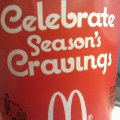 Photo taken at McDonald's by Lucas O. on 12/7/2011
