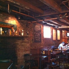 Photo taken at The Newes From America Pub by Denise W. on 7/22/2011