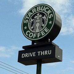 Photo taken at Starbucks by Shawn O. on 4/9/2011
