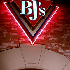 Photo taken at BJ's Restaurant and Brewhouse by Brad P. on 4/6/2012