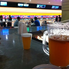 Photo taken at Clover Lanes by Mike S. on 1/23/2011