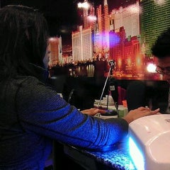 Photo taken at Get Nailed 24/7 by Aireen Felias I. on 11/26/2011