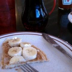 Photo taken at Red Hut Café Nevada by elizabeth m. on 2/1/2012