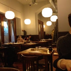 Photo taken at Tsuru Sushi all'Osteria by Chiara I. on 2/19/2012