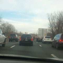 Photo taken at NYS Thruway by Doreen B. on 11/27/2011