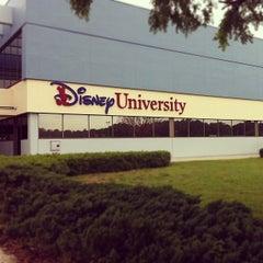 Photo taken at Disney University by Patziilla K. on 11/9/2011