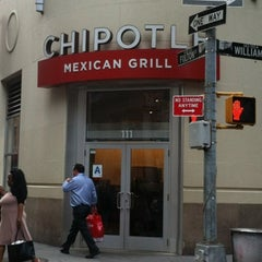 Photo taken at Chipotle Mexican Grill by Hany Y. on 7/31/2012