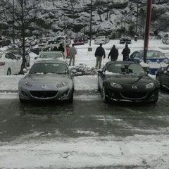 Photo taken at Moon Township Mazda Suzuki Hyundai by James W. on 1/21/2012