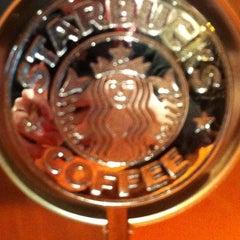 Photo taken at Starbucks by Vicki B. on 1/21/2011