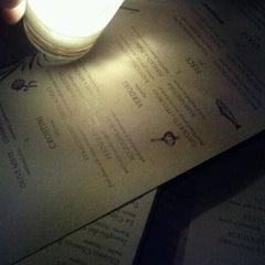 Photo taken at Gottino Enoteca Salumeria by Noah W. on 1/19/2011