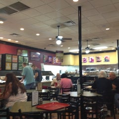 Photo taken at Jason's Deli by Jeff A. on 3/24/2012