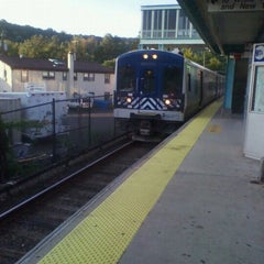 Photo taken at Metro North - Hawthorne Train Station by Ms. C. ?. on 8/24/2011