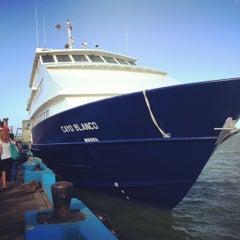 Photo taken at Cayo Blanco by Rachel P. on 2/26/2012
