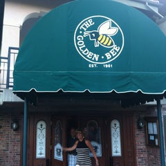 Photo taken at Golden Bee by Lon B. on 7/16/2012