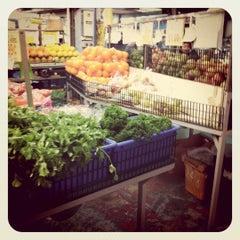 Photo taken at Station St Markets by Christine L. on 7/23/2011