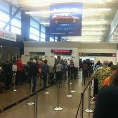 Photo taken at TSA Checkpoint C by Rod B. on 6/22/2012