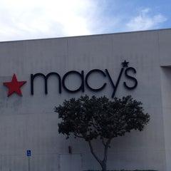 Photo taken at Macy's by Gracie J. on 5/12/2012