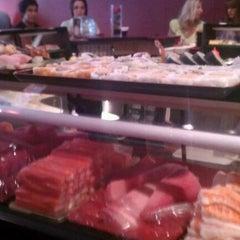 Photo taken at IOU Sushi by Gary M. on 9/21/2011