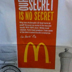 Photo taken at McDonald's by HeyBibi B. on 12/6/2011