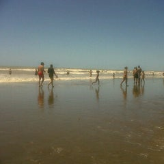 Photo taken at Playa Calle 89 by Carlos E. R. on 1/14/2012