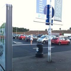 Photo taken at Toddington Northbound Motorway Services (Moto) by TV R. on 8/18/2012