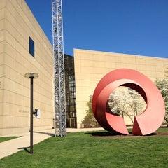 Photo taken at Indiana University Art Museum by Matthew M. on 4/6/2012
