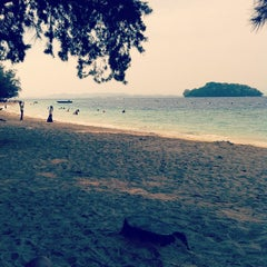 Photo taken at Manukan Island by Clement C. on 6/27/2012
