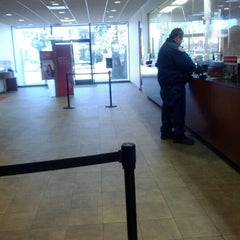 Photo taken at Bank of America by Kyle D. on 3/20/2012