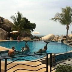 Photo taken at Jamahkiri Spa & Resort by Janne N. on 6/3/2012