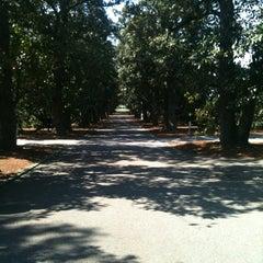 Photo taken at Augusta National Golf Club by Allan C. on 4/9/2012