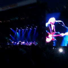 Photo taken at Isle of Wight Festival by Peter V. on 6/25/2012