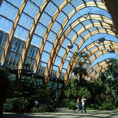 Photo taken at Winter Gardens by Dave M. on 5/26/2012