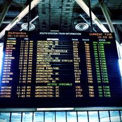 Photo taken at Amtrak 137 by Micah L. on 6/13/2012