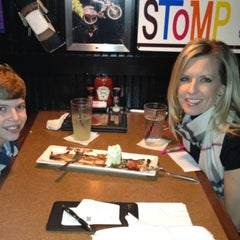 Photo taken at TGI Fridays by Melinda H. on 2/13/2012
