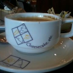 Photo taken at Cheesecake, Etc. by April N. on 3/18/2012