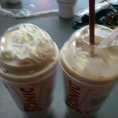 Photo taken at SONIC Drive In by Daniel M. on 5/17/2012