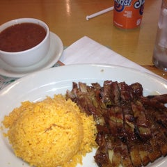 Photo taken at Sabor Latino Seafood Restaurant by Icelife G. on 6/15/2012