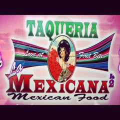 Photo taken at Taqueria La Mexicana by Yuki H. on 6/10/2012