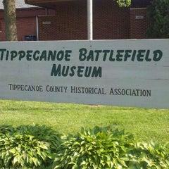 Photo taken at Tippecanoe Battlefield by Dr M. on 4/20/2012
