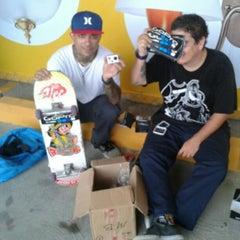 Photo taken at Farmacias Arrocha by Skateboarding P. on 7/21/2012