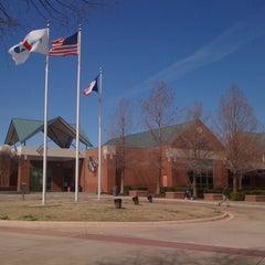 Photo taken at Maribelle M. Davis Library by Susan P. on 2/24/2012