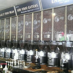 Photo taken at Pasión del Cielo Coffee by Geraldine V. on 5/18/2012