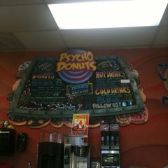 Photo taken at Psycho Donuts by Rio C. on 7/15/2012