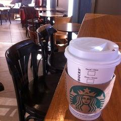 Photo taken at Starbucks by Bill on 8/21/2012
