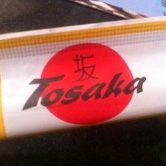 Photo taken at Tosaka by Leonardo K. on 2/23/2012