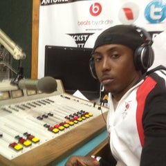 Photo taken at Boomchampionstt 94.1FM by Rated R on 4/12/2012