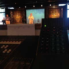 Photo taken at Vinelife Church by Chris R. on 8/19/2012