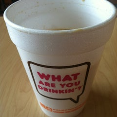 Photo taken at Dunkin Donuts by Mack J. on 5/12/2012