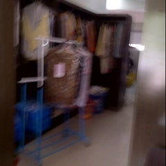 Photo taken at 3F master clean laundry by farhan i. on 4/2/2012